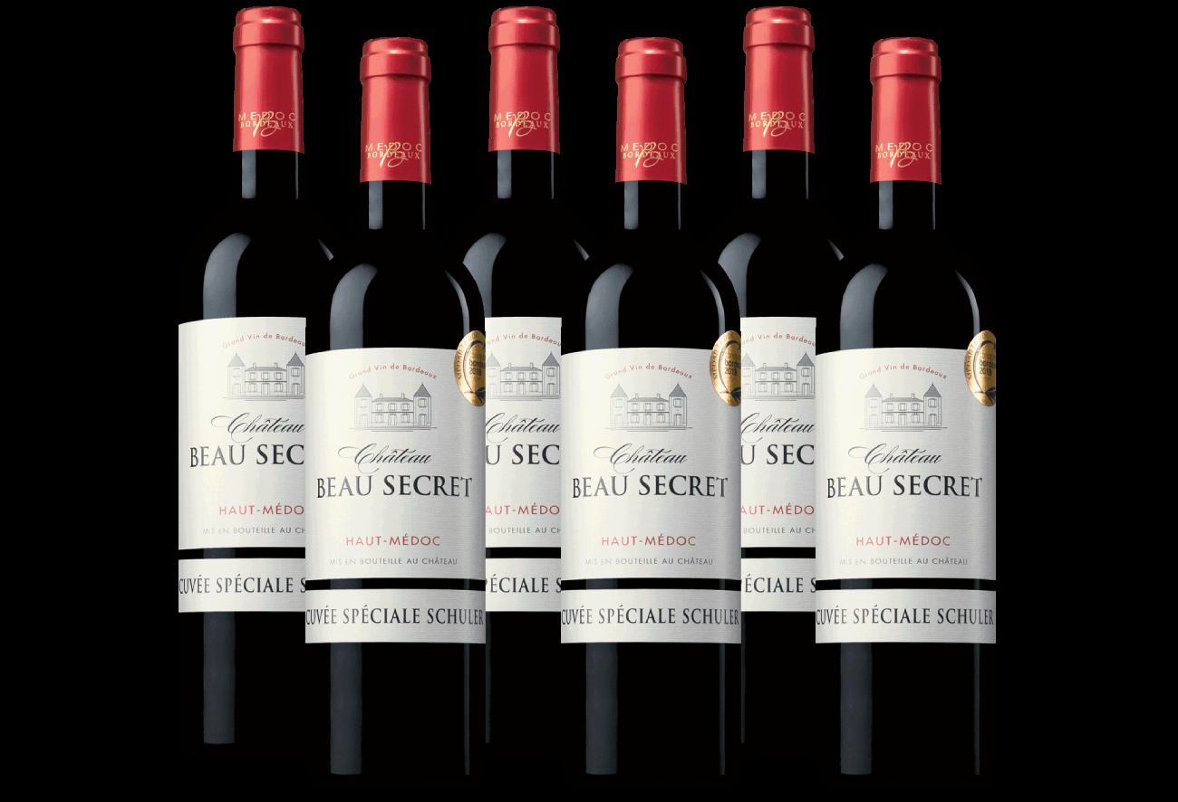 Deal der Woche Château Paket