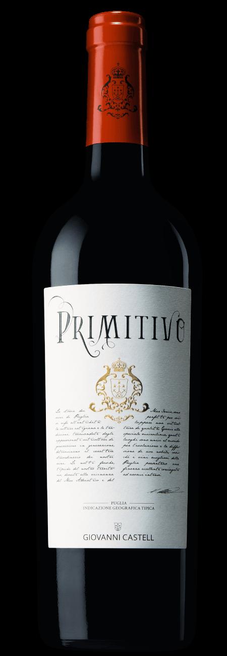 GIOVANNI CASTELL Primitivo 2018