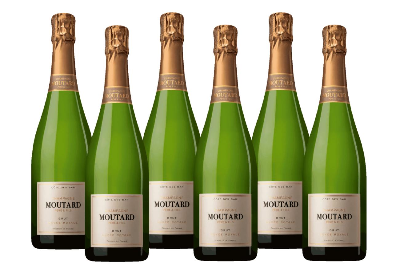 Deal der Woche Champagner Paket