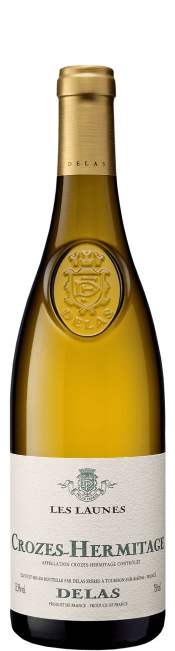 Delas Crozes Hermitage Les Launes Blanc 2019