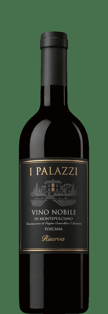 I Palazzi Vino Nobile di Montepulciano DOCG Ris. 2015