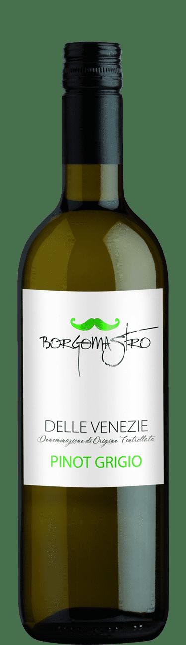 Borgomastro Pinot Grigio delle Venezie DOC  2020