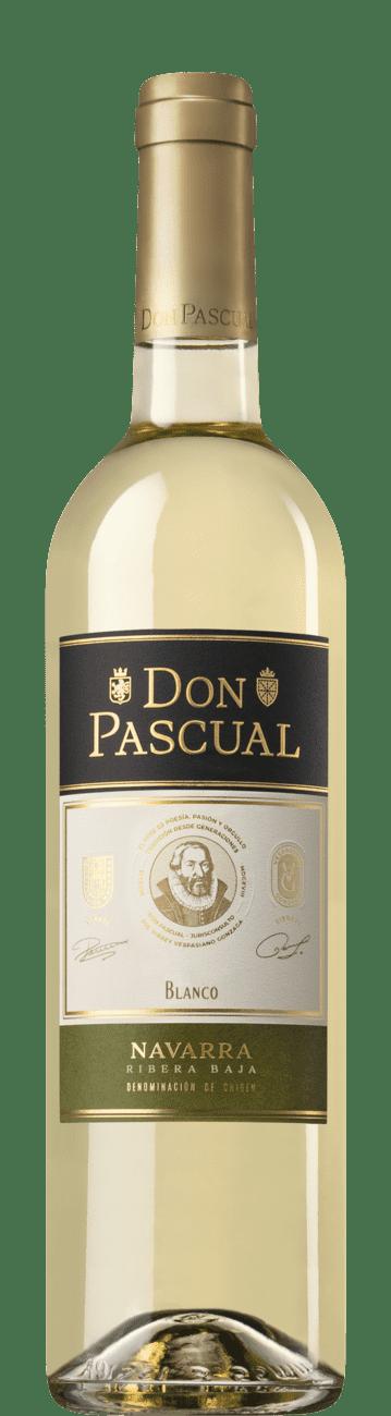 Don Pascual Blanco Navarra 2020