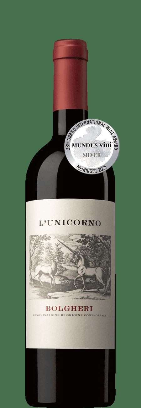 L'Unicorno Bolgheri Rosso DOC 2018