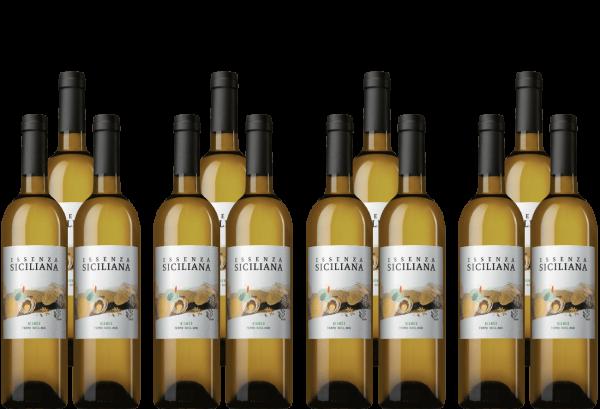 Image of 12er Paket Essenza Siciliana Bianco