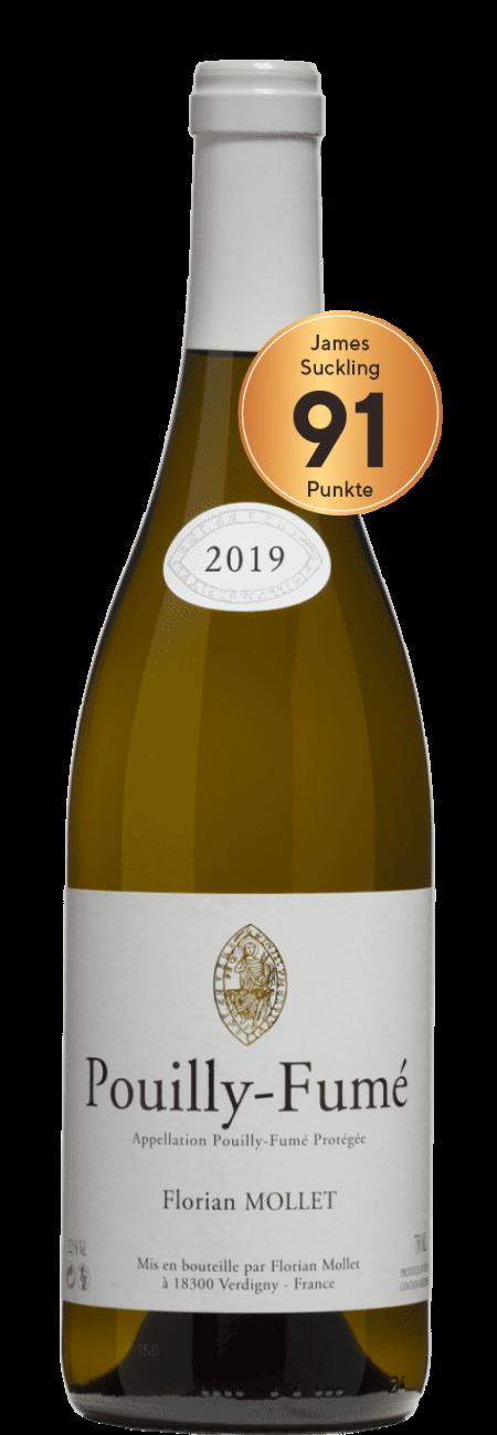 Domaine du Clos du Roc Pouilly-Fumé 2019