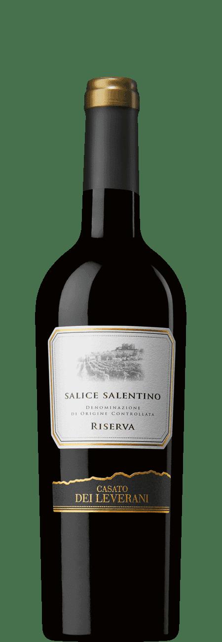 Casato dei Leverani Salice Salentino 2017