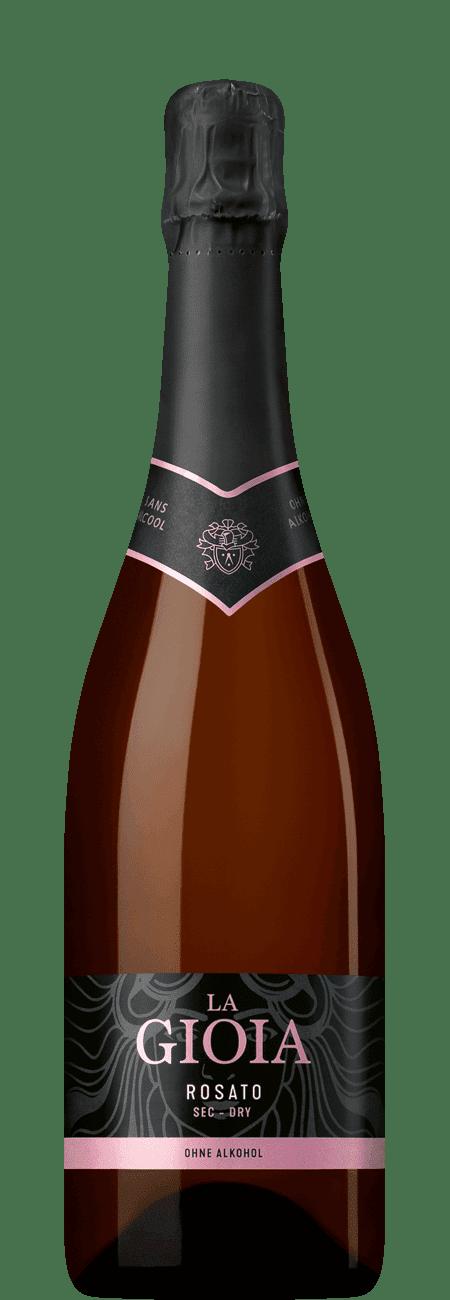La Gioia Rosato dry alkoholfrei