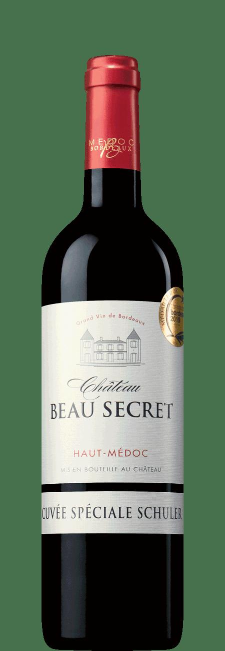 Château Beau Secret 2017