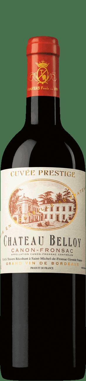 Château Belloy Cuvée Prestige 2016