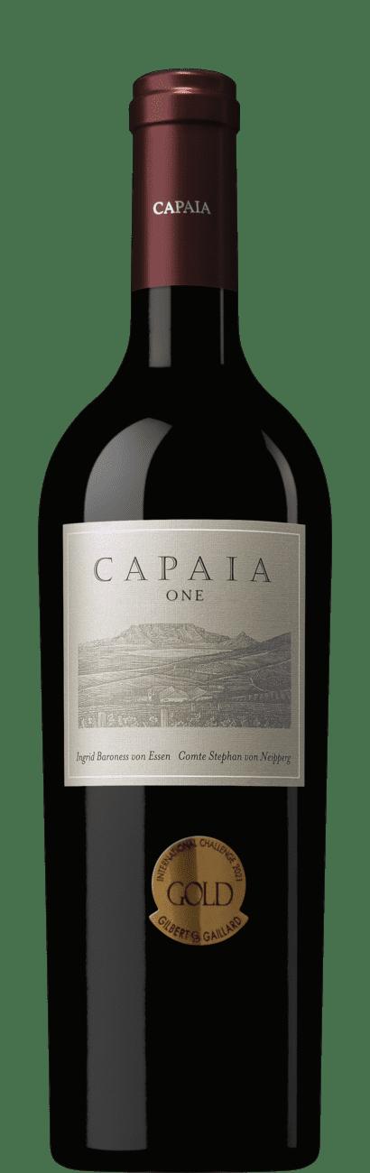 Capaia, One 2018
